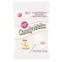 Candy Melts®, 340g White, 340g - MHD 16.01.2019