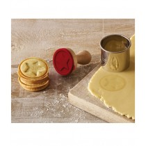Cookie- Keksstempel Mini Stern, 5cm