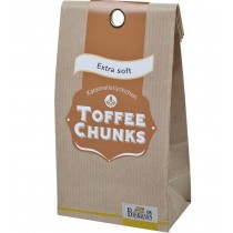 Backfeste Toffee Chunks, 200g