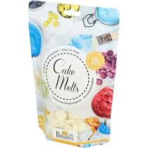 Cake Melts, 250g Weiss