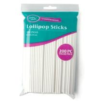 200 Lollipop Sticks 15,24 cm, 200 Stück
