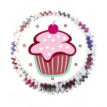 Muffinförmchen My Cupcake, 75 Stück