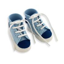 Fondant Ausstecher High Cut Sneaker Set, 6-teilig
