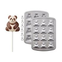 Backform 3-D Mini Teddybären