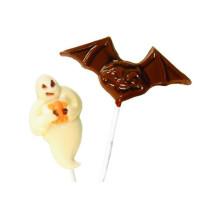 Schokolutscher Form Fledermaus & Gespenst
