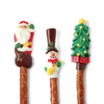 Pretzel Sticks Weihnachten