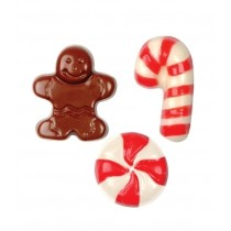 Pralinenform Christmas Treat Minis