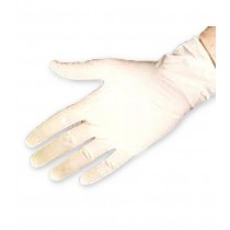 Vinyl puderfreie Handschuhe Gr.S, 100 Stück