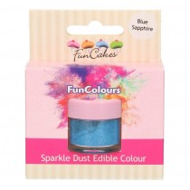 Dust Edible Colour - Blue Sapphire