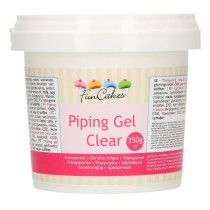 Piping Gel Clear, 350g