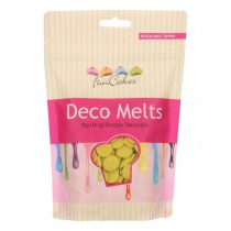 Deco Melts, 250g Limettengrün