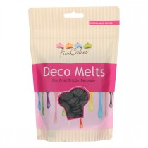 Deco Melts, 250g Schwarz