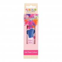 Lebensmittelfarbe Gel, Royal Blue 30g - Funcolours