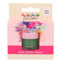 Dust Edible Colour - Holly Green