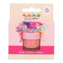 Dust Edible Colour - Pink Rose