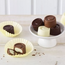 Pralinen- und Schokoladenförmchen