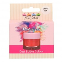 Dust Edible Colour - Cherry Red
