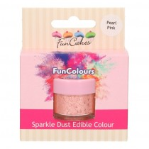Dust Edible Colour - Pearl Pink