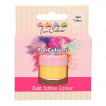 Dust Edible Colour - Light Yellow