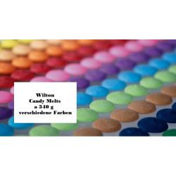 Sonderpreis 4 Stück Wilton Candy Melts®, 340g