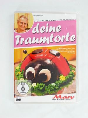 Deine Traumtorte DVD Mary der Marienkäfer