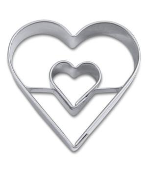 Ausstecher Herz Herzi, 4,0cm