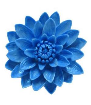 Fondant Silikonform Chrysantheme