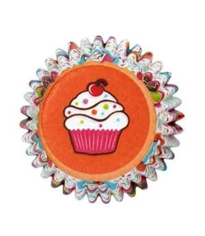 Muffinförmchen klein Cupcake Party, 100 Stück