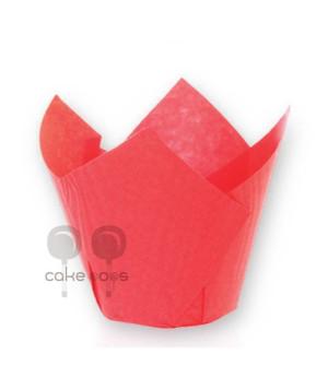 SK Muffin Wraps Rot, 50 Stück