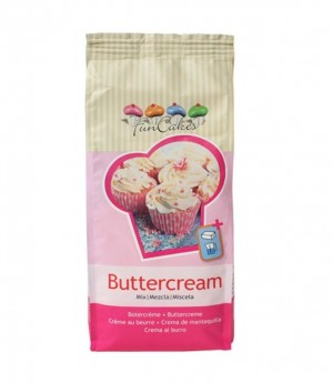 Buttercreme Mix, 500g MHD 31.01.2020