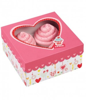 Treat Box Heart Smiles, 3 Stück