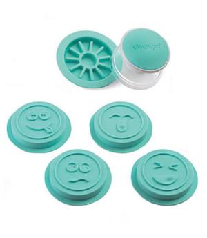 Cookie- Wunder Stempel Gesichter Set