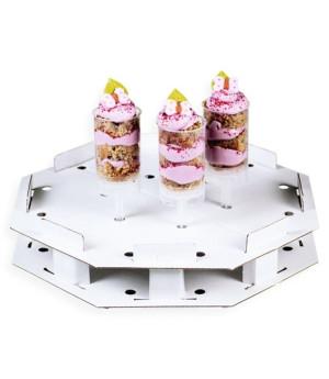 Dekohilfe & Präsentation für Push Up Cake Pops