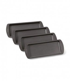 Loaf Pan Easy Layers -25x10cm- Set/4