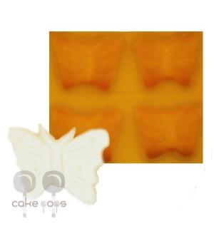 Silikonform Schmetterlinge