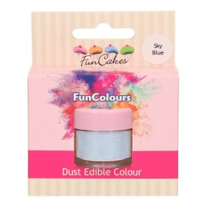 Dust Edible Colour - Sky Blue