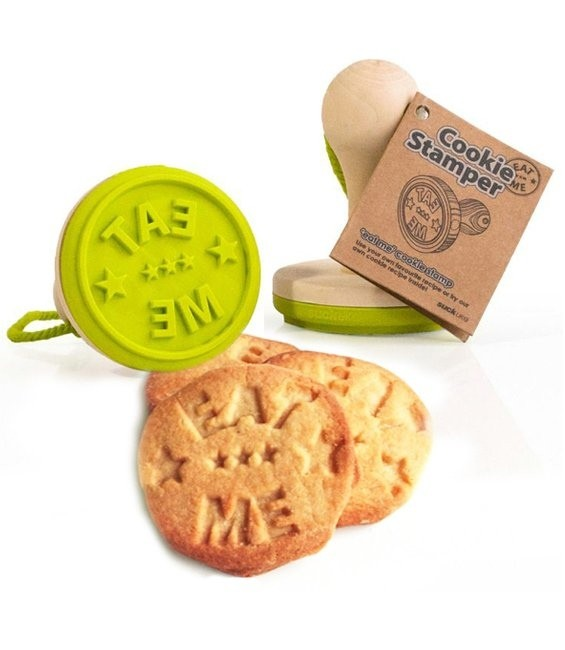 Cookie- Keksstempel Eat Me, 7 cm