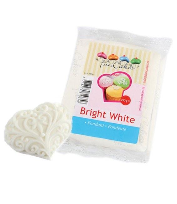 Fondant, 250g Bright White Vanilla Flavour