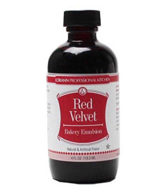 Back-Emulsion Red Velvet