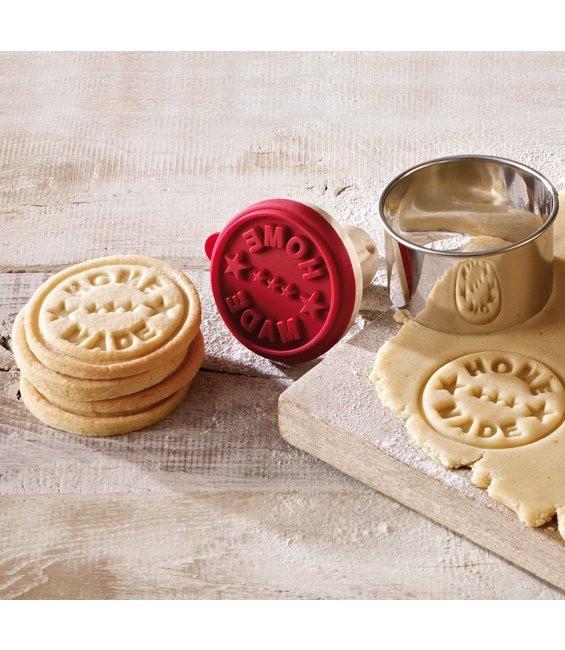 Cookie- Keksstempel Home Made, 7 cm