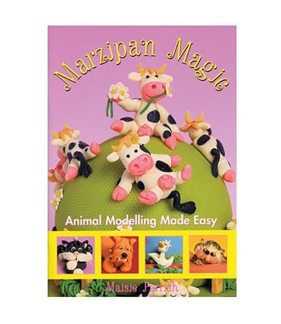 Marzipan Magic by Maisie Parrish