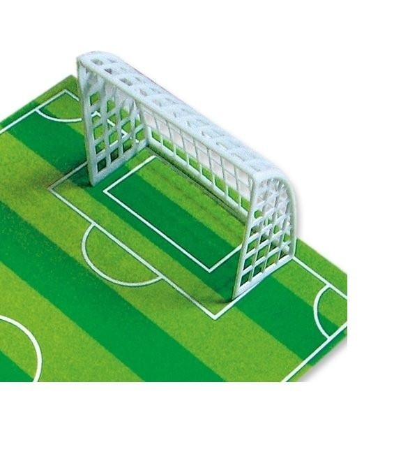 Deko Fussballtore, 2 Stück