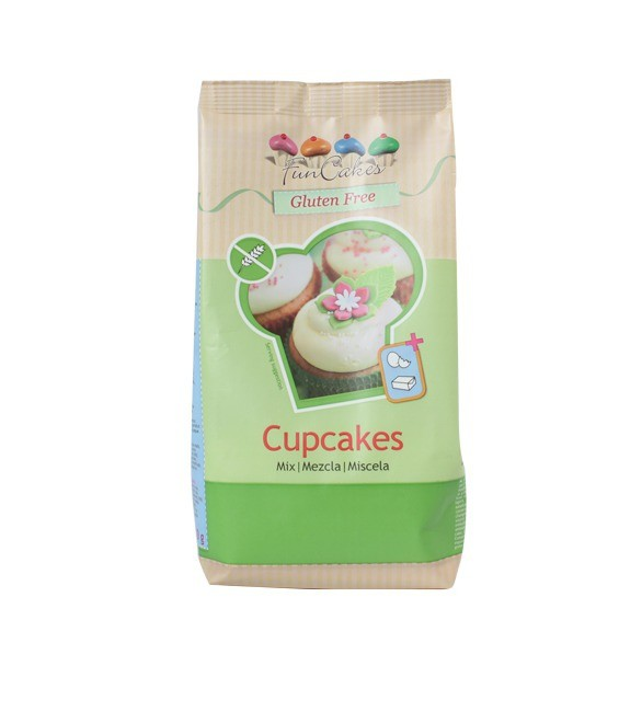 Cupcake Mix Glutenfrei, 500g