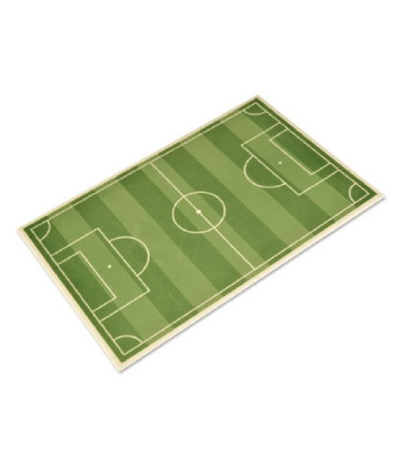 Dekor-Aufleger Fussballfeld